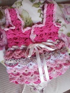 Baby dress #back side