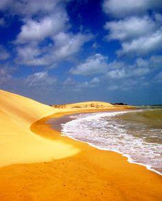 Península de Paraguaná ubicada al norte del estado Falcón, en Venezuela