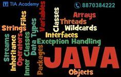 #Java #Training Offers #TIA Academy Best Java Training in Chennai  | http://www.traininginannanagar.in/java-training-in-chennai.html