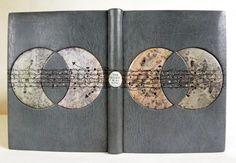 David Sellars Bookbinder - bookbinding, design bindings, fine miniature books.