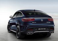 Mercedes-AMG GLE 63 S Coupe | Cavansite Blue | 22-inch AMG cross-spoke light alloy wheels in matt black