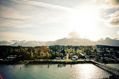 Haines, Alaska / photo by Calvin Sun