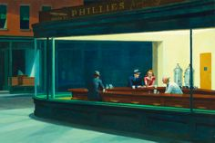 "It seems straightforward, but ""Nighthawks"" is a deceptively simple piece of art.  15 Things You Might Not Know About 'Nighthawks' 