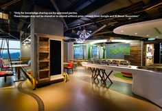 Google Kuala Lumpur Office