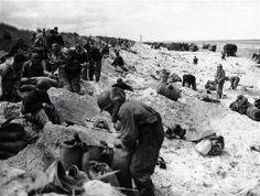 Utah Beach, June 1944