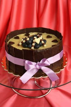 Áfonyás csokoládétorta - Kifőztük