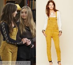 Girl Meets World: Season 2 Episode 27 Riley's Yellow Jumpsuit