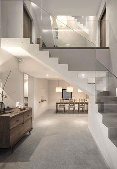 fabouls modern house interior ideas that you will get excited 33 < Home Design Ideas Salon Interior Design, Scandinavian Interior Design, Interior Decorating, Interior Ideas, Salon Design, Interior Modern, Interior Paint, Interior Styling, Dream Home Design