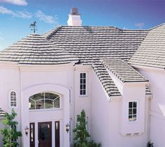 Hanson Roof Tile - Concrete roof tile in many beautiful styles and colors.  FL manufacturer.
