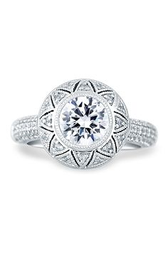 Shop A. Jaffe MES686-180 Engagement rings | Bailey Banks & Biddle