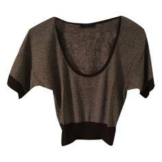 PRADA - T-shirt in cashmere
