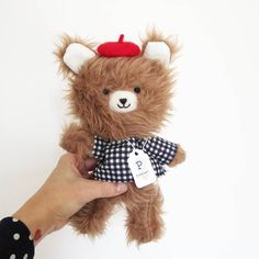 "C O B O M I on Instagram: ""con ropa o sin ropa tú eliges!  #pelosos #mamajuguete  #cobomi #handmade #toy #teddybear"" Teddybear, Toys, Handmade, Animals, Activity Toys, Fondant Teddy Bear, Hand Made, Animales, Animaux"