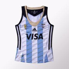 adidas - Camiseta de Las Leonas 2014/2015 Niñas