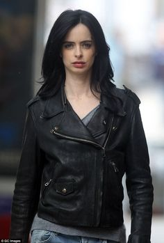 Krysten Ritter featured in new set photos from Marvel's A.K.A. Jessica Jones