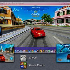 Опишите ваше изображение...how work iCloud for the ios/macos games For example, Asphalt6: Adrenaline