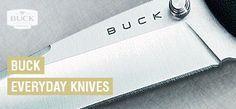 Buck Everyday Knives
