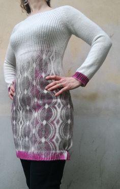 Tunic Tops, Pullover, Sweaters, Women, Fashion, Moda, Fashion Styles, Sweater, Fashion Illustrations