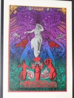 DOORS, CAPTN BEEFHEART  'VINTAGE' POSTER / DANTALIONS CHARIOT Art Posters, Vintage Posters, Comic Books, Photoshop, Doors, Rock, Comics, Music, Poster Vintage