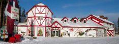 The Santa Clause House In Alaska Is Basically Heaven On Earth