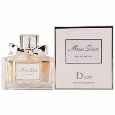 I'm learning all about Christian Dior Miss Dior Women's Eau De Parfum Spray at @Influenster!