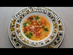 I lived in China until I was 16. One of my favorite classic dishes is egg tomato soup. It is way healthier and tastier than any egg drop soup you get in USA. It happens to be paleo as well. For this delicious recipe, check out my recipe video. For the blog on this recipe, click here: http://getfitwithmindyeverywhere.tumblr.com/post/122505061932/classic-chinese-soup-for-weight-loss