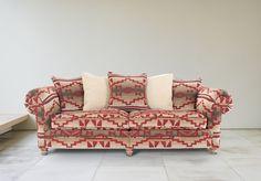 Cheap Sofas Large seater scatter back sofa split frame Barnaby Sofa Sets