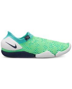 ccd83075976 Nike Men s Aqua Sock 360 Casual Sneakers from Finish Line - Green 12 Aqua  Socks