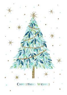 Leading Illustration & Publishing Agency based in London, New York & Marbella. New York Christmas, Blue Christmas, Winter Christmas, Christmas Holidays, Christmas Crafts, Christmas Phone Wallpaper, Xmax, Nouvel An, Christmas Illustration