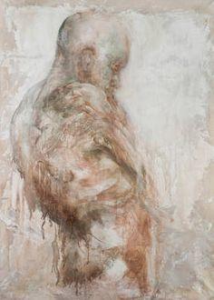 """Saatchi Art Artist Santiago Betancur Z; Painting, """"Newborn"""" #art"""