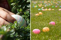 Como fazer um caça aos ovos na Páscoa. Páscoa com crianças. Brincadeira de Páscoa. Caça aos tesouros de Páscoa.
