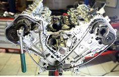 Переборка двигателя vk56