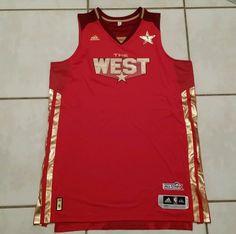 Rare NWOT ADIDAS 2011 NBA All-Star West Jersey Men's 4XL in Sports Mem, Cards & Fan Shop, Fan Apparel & Souvenirs, Basketball-NBA   eBay