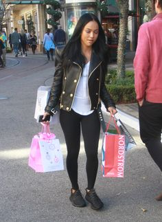 Karrueche's Fashion