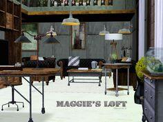 ShinoKCR's Maggie's Loft