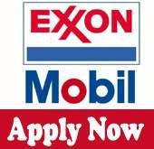 ExxonMobil Oil & Gas Company Job Opportunities, ExxonMobil is the world's biggest traded on an open market worldwide oil and gas organization.ExxonMobil job