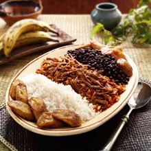 Comfort food at it's finest!  A great addition to your holiday meal is this Venezuelan Shredded Beef (Pabellon Criollo) dish. Drooling allowed and encouraged!
