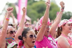 A wonderful success! Susan G. Komen Atlanta 3-Day raises $3.2 million for breast cancer research!