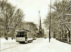 Woodward Ave, Detroit Michigan