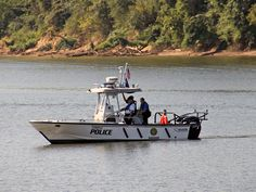 Clarksville Police Department reminds citizens not to operate a Boat under the Influence