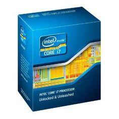 Black Friday 2014 Intel Core Sandy Bridge GHz Socket 1155 Quad-core Desktop Processor from Intel Cyber Monday Quad, Desktop, Intel I7, Lga 1155, Memoria Ram, Intel Processors, Computer Accessories, Cyber Monday, All In One