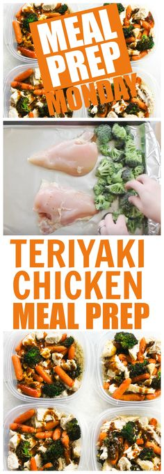 Need a new healthy meal for lunch? Make one meal and eat 4 delicious healthy meals for the week!