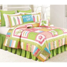 Surf's Up Quilt Collection