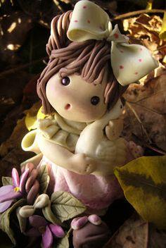 Un posto per Sognare...Bambole, Fate e Folletti: AMICHE IN CAMPAGNA