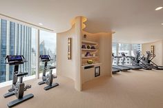 ★★★★★ Waldorf Astoria Bangkok, Bangkok, Thailand - Famous Last Words Hotel Gym, Gym Lockers, Gym Room, Gym Design, Thai Design, Waldorf Astoria, Pilates Studio, Decorate Your Room, At Home Gym
