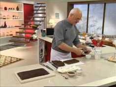 Chocolate - Barritas de chocolate y Barras de fondant Brownie Desserts, Brownie Cake, Chocolate Torte, Chocolate Brownies, Oswaldo Gross, Chocolates, Cooking Tv, Eclairs, Chef Recipes