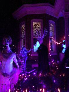 Creepy Halloween Sculpture Decor Lambertville