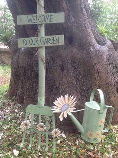 For the garden!