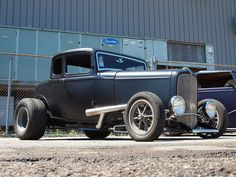 Old Hot Rod