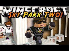 Minecraft Parkour : SKY PARK 2 FINALE!