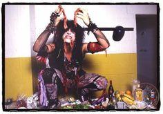 Nikki Sixx /Mötley Crüe/